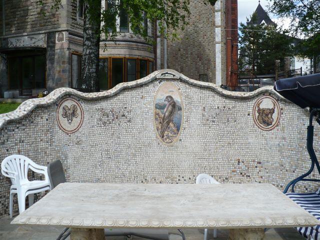 Стол для барбекю
