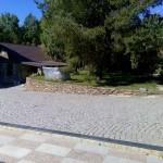 Вид перед домом